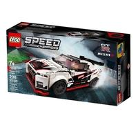 LEGO Speed Champions - Nissan GT-R NISMO, 298 Peças - 76896