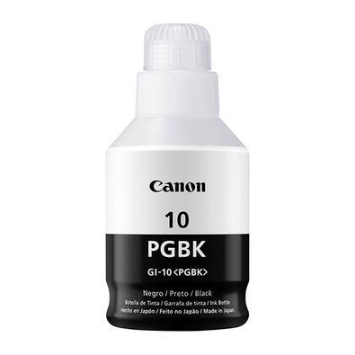 Refil de Tinta Canon GI-10 BK, 170ml - 3382C001AA