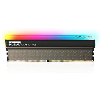 Memória KLEVV CRAS XR RGB 8GGB, 3600MHz, DDR4 - KD48GU880-36A180Y
