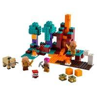 LEGO Minecraft - A Floresta Deformada, 287 Peças - 21168