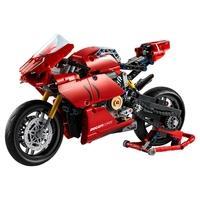 LEGO Technic - Ducati Panigale V4 R, 646 Peças - 42107
