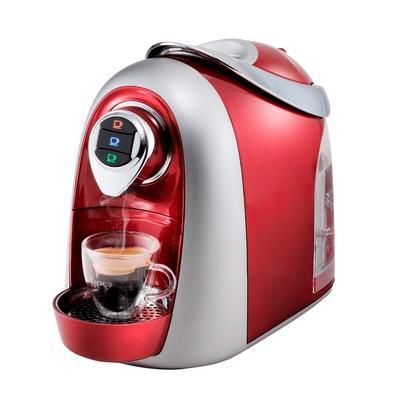 Cafeteira Expresso Corações Modo, com Cápsula de Retrolavagem, 110V, Vermelha - 20038905