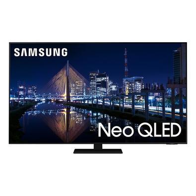 Smart TV Samsung 75´ 4K Neo QLED 75QN85A, Mini Led, 120hz, Processador IA, Tela Infinita, Design Slim, Alexa Built In - QN75QN85AAGXZD