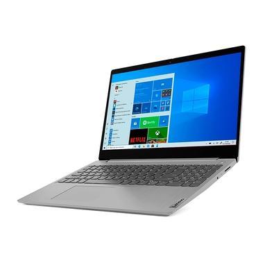 Notebook Lenovo Ideapad 3i Intel Core i3-10110U, UHD Graphics, 4GB RAM, 1TB HD, 15,6´ HD, Windows 10 Home, Prata - 82BS0002BR