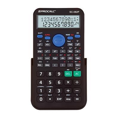Calculadora Científica PROCALC, 240 Funções - SC82P