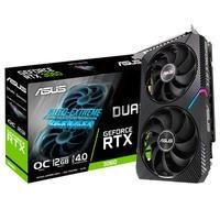 Placa de Vídeo Asus NVIDIA GeForce DUAL RTX3060 O12G V2, 15 Gbps, 12GB GDDR6, Ray Tracing, DLSS - 90YV0GB2-M0NA10