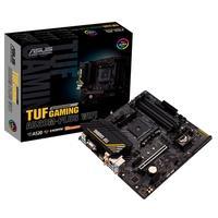 Placa Mãe Asus TUF GAMING A520M-PLUS WIFI, AMD AM4, mATX, DDR4, RGB - 90MB17F0-M0EAY0