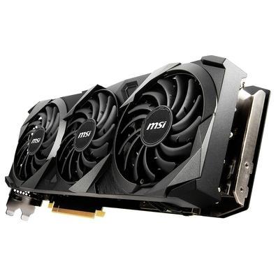 Placa de Vídeo Nvidia GeForce RTX 3080 Ti VENTUS 3X 12G OC, 19 Gbps, 12GB GDDR6X, Ray Tracing, DLSS