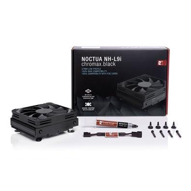 Cooler para Processador Noctua, 92mm, AMD/Intel - NH-L9i chromax.black