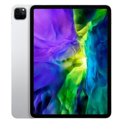 Ipad Pro Apple, Tela 11, WiFi, 256GB, USB-C, Gravação de vídeo 4K, Prata - MXDD2BZ/A