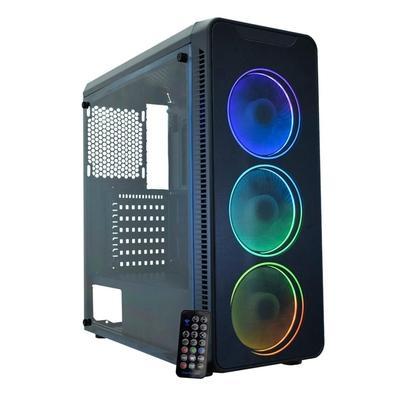 PC Gamer NTC Vulcano II Intel Core i7-10700, 4.8Ghz, 16GB RAM, SSD 240GB, Linux - 7164