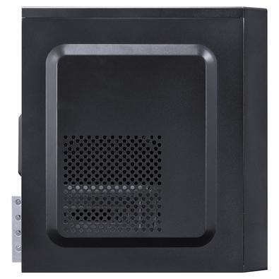 Computador Skul Home H200 AMD Athlon 3000G, RAM 4GB, SSD 120GB, Fonte 200W, Linux - 107594
