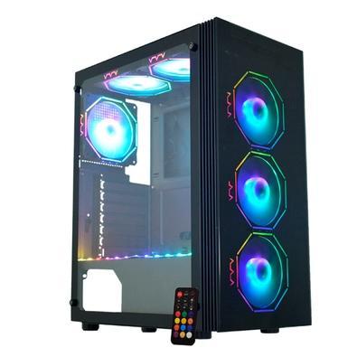 PC Gamer Intel Core i3-9100F, RAM 8GB, SSD 512GB, GTX 1650 4GB, Fonte 500W 80PLUS - CS14AA10AL17016504GB
