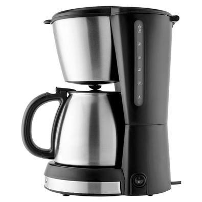 Cafeteira Philco PH30 800W, 1.5 Litros para até 30 Cafézinhos, com Sistema Corta Pingos, 220V, Preto/Prata - 53902027