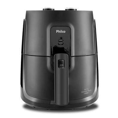 Fritadeira Philco Air Fry Gourmet PFR15P 4 Litros, 1500W, com Timer de 60 Minutos e Base Antiderrapante, 127V - 53801054