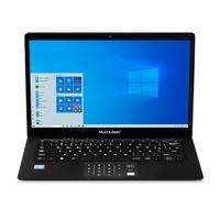 Notebook Legacy Book Intel Pentium Quadcore J4205, RAM 4GB, 64GB, 14 HD, Windows 10 Home, Preto - PC311