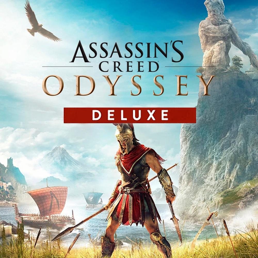 Gift Card Assassin's creed Odyssey Deluxe  - Produto Digital
