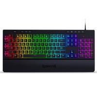 Teclado Gamer Redragon Shiva K512RGB, ABNT2, RGB Chroma, USB, Preto - K512RGB