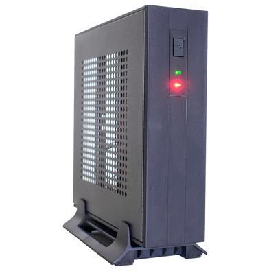 Computador NTC Mini-ITX Intel Pentium G5400, 3.7Ghz, 4GB RAM, SSD 120GB, Windows 10 PRO, Preto - 2136
