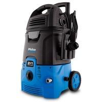 Lavadora de Alta Pressão e Aspirador Philco PLAS4000, 1700W/700W, 127V, Preto/Azul - 51101017