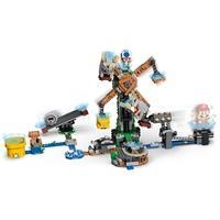 LEGO Super Mario - Conjunto de Expansão Reznor Knockdown, 862 Peças - 71390