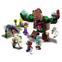 LEGO Minecraft - O Horror da Selva, 489 Peças - 21176