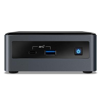 Mini PC NUC Intel Core i5-10210U, 8GB RAM, SSD 240GB, WiFi, Windows 10 Pro - NUC102108240WP