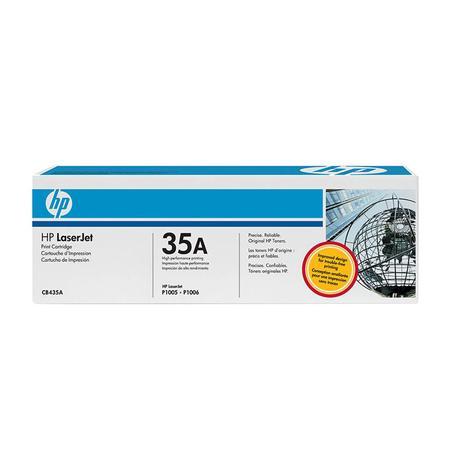 Toner HP 35A Preto - CB435AB