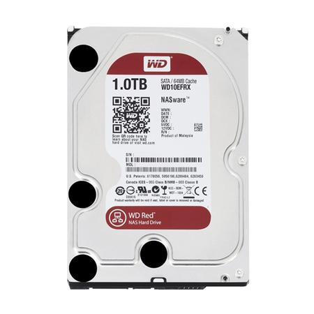 HD WD 1TB IntelliPower 64MB SATA 3.5´´ - WD10EFRX