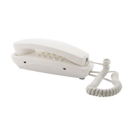 Telefone Multitoc Com fio Gôndola Branco MUTE0160