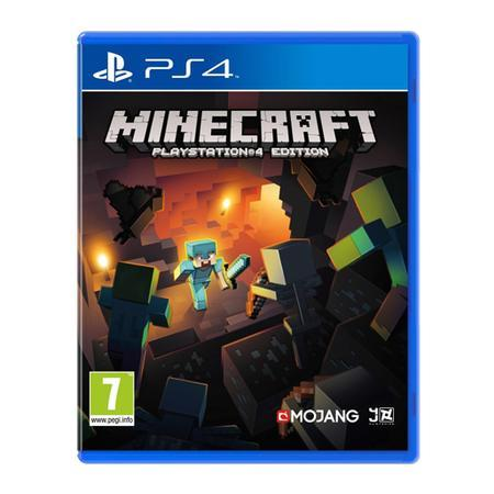 Game Minecraft PS4