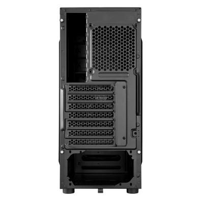 Gabinete Corsair Carbide Spec-01 Red LED Mid Tower CC-9011050-WW