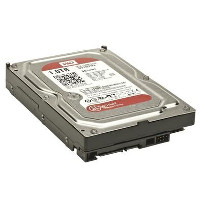 HD WD Red NAS, 1TB, 3.5´, SATA - WD10EFRX