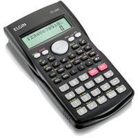 Calculadora Científica Elgin, 240 Funções, 12 Dígitos, Preto - CC240