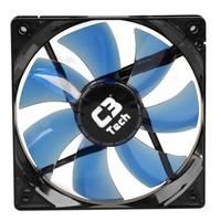 Cooler FAN C3 Tech F7-L100 BL Storm 12cm LED C3T
