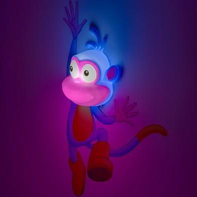 Luminária De Parede Geek 3D Light Fx Rosto do Botas