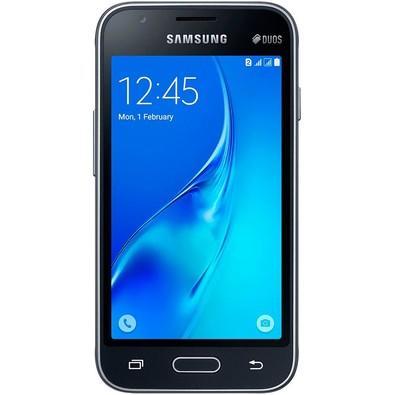 Smartphone Samsung Galaxy J1 Mini Duos, 8GB, 5MP, Tela 4´, Preto - SM-J105B/DL