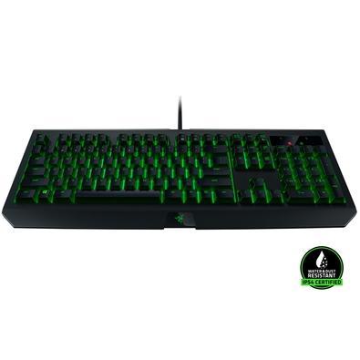 Teclado Mecânico Gamer Razer Blackwidow Ultimate Green, Razer Switch Green, US - RZ03-01703000-R3M1