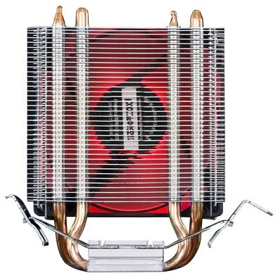 Cooler para Processador PCYES Zero K Z2 92mm LED Vermelho AMD/Intel - ACZK292LDV