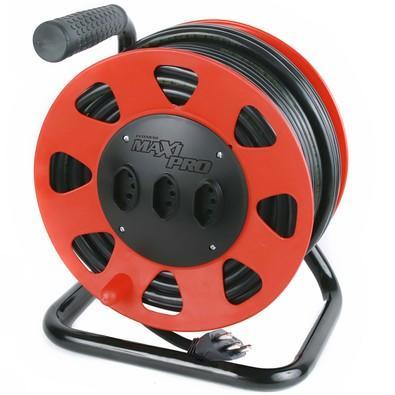 Extensão Daneva Maxi Pro 3x2,5mm 30m (20 A) Vermelho DN1547