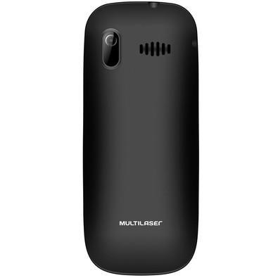 Celular Multilaser UP 3G , Câmera, Bluetooth, Dual Chip, Desbloqueado - Preto - P9017
