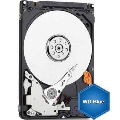 HD WD Blue, 500GB, 2.5´, Notebook, SATA - WD5000LPCX