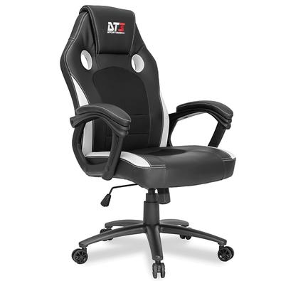 Cadeira Gamer DT3sports GT, Black White - 10298-0
