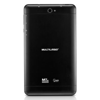 Tablet Multilaser M7 3G Quad Core 7´ Preto NB223
