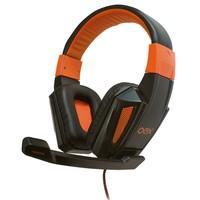 Headset Gamer OEX Combat HS 205 Cabo Trançado