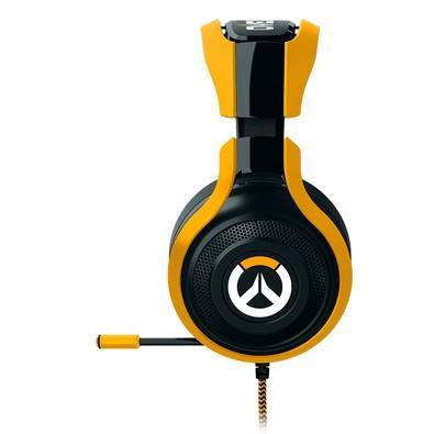 Headset Gamer Razer Man O´War Tournament Edition Overwatch - P2 - RZ04-01920100-R3M1