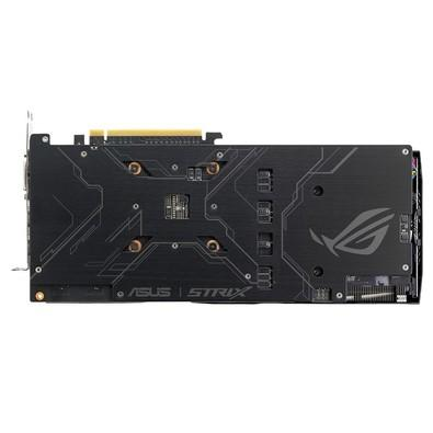 Placa de Vídeo VGA Asus NVIDIA GeForce GTX 1060 ROG Strix Gaming 6GB, GDDR5, 192 Bits - ROG STRIX-GTX1060-O6G GAMING