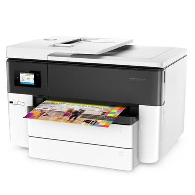 Multifuncional HP OfficeJet Pro 7740, Colorida, A3, Wi-Fi, 110V - G5J38A