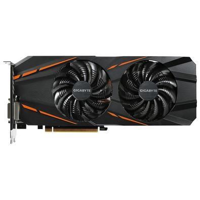 Placa de Vídeo VGA Gigabyte NVIDIA GeForce GTX 1060 G1 Gaming 3GB, GDDR5, 192 Bits - GV-N1060G1 GAMING-3GD