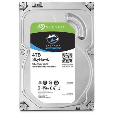 HD Seagate Surveillance SkyHawk, 4TB, 3.5´, SATA - ST4000VX007